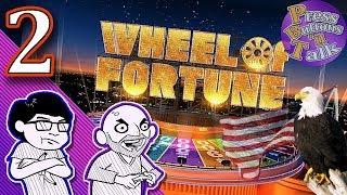 Download Wheel of Fortune, Ep. 2: Fatness Guru - Press Buttons 'n Talk Video