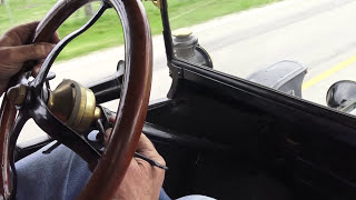 Download 1915 Ford Model T Brass Era Antique Automobile Experience Video