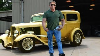 Download Sylvester Stallone's Car Collection ★ 2018 Video
