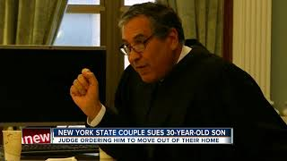 Download Judge orders 30-year-old son to move out after parents file lawsuit Video