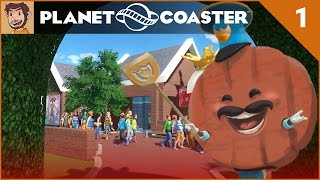 Download Let's Play Planet Coaster - Hard Mode - Part 1 Video