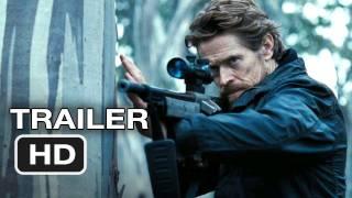 Download The Hunter Official Trailer #1 - Willem Dafoe, Sam Neil Movie (2012) HD Video