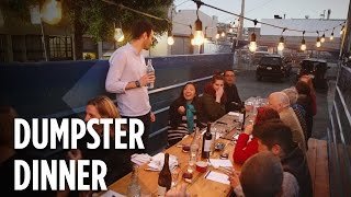 Download Would You Pay To Eat In A Dumpster? Video