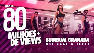 Download Bumbum Granada - MCs Zaac & Jerry - Coreografia | FitDance Video