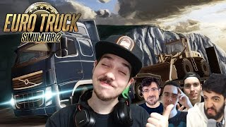 Download EURO TRUCK SIMULATOR 2 MULTIPLAYER - A PIOR FROTA DO BRASIL ! Video