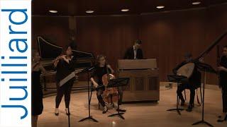 Download Telemann's Quatuor en ré mineur   Juilliard William Christie Historical Performance Master Class Video