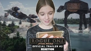 Download ROGUE ONE TRAILER #2 REACTION Video