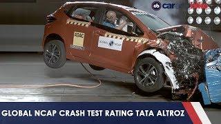 Download Tata Altroz Gets 5 Stars In Crash Test Video