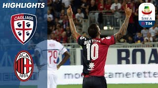 Download Cagliari 1-1 Milan | Higuaín Opens Milan Account With Equaliser | Serie A Video