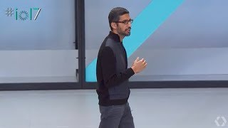 Download Google CEO Sundar Pichai's I/O 2017 keynote Video