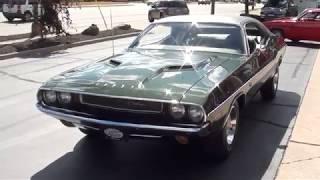 Download 1970 Dodge Challenger RT/SE $59,900.00 Video