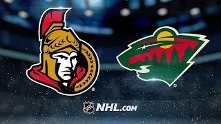 Download Niederreiter's two-goal game powers Wild to 5-1 win Video