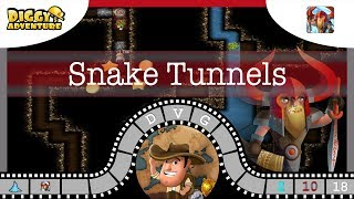 Download [~Heimdall~] #18 Snake Tunnels - Diggy's Adventure Video