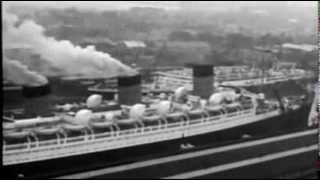 Download RMS Queen Mary: Story of the First Cunard's Queen Video