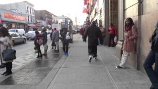 Download Walking in Brooklyn - Bedford-Stuyvesant Video