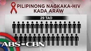 Download TV Patrol: Dami ng may HIV-AIDS sa kabataang Pinoy, isa na umanong krisis Video