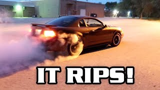 Download Adding 100HP to the $500 Mustang IT RIPS Video