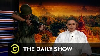 Download The Myanmar Daily Show: The Daily Show Video