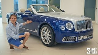 Download The $3.5 MILLION Bentley Grand Convertible | FIRST LOOK Video