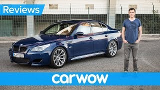 Download BMW E60 M5 review - see why it has the best M engine ever! | Mat Watson Reviews Video