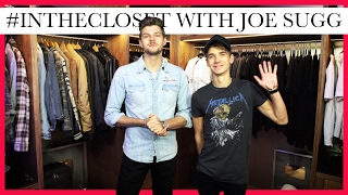 Download WARDROBE TOUR | #INTHECLOSET WITH JOE SUGG Video