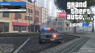 Download GTA 5 - LSPDFR - EPiSODE 6 - LET'S BE COPS - IAA/ UNMARKED PATROL (GTA 5 PC POLICE MODS) Video