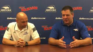 Download WSOC: W.B. Mason Coaches Report with Hofstra Coach Simon Riddiough (9/19/18) Video