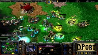 Download WarCraft 3: 2v2 Grubby (OC) + Moon (NE) vs Shy (NE) + FoCus (OC) Video