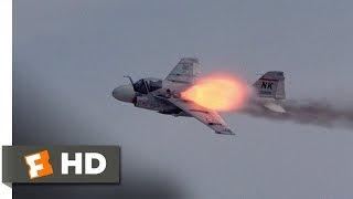 Download Flight of the Intruder (9/10) Movie CLIP - Gunned Down (1991) HD Video