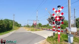 Download Spoorwegovergang -😍4k😍- Boechout Vinkestraat //Passage à niveau Video