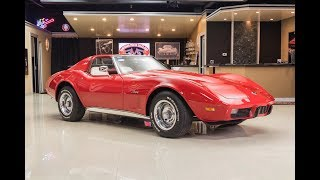 Download 1976 Chevrolet Corvette For Sale Video