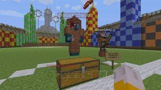 Download Minecraft Xbox - Harry Potter Adventure Map - Quidditch Pitch - Part 6 Video