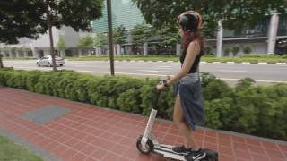 Download Updated Electric Scooter Safe Riding Rules Video