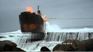 Download The Re-floating of the MT Phoenix tanker Video