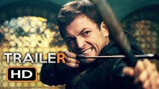 Download ROBIN HOOD Official Trailer 2 (2018) Taron Egerton, Jamie Foxx Action Movie HD Video