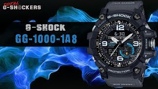 Download Casio G-SHOCK GG1000-1A8 MUDMASTER | Top 10 Things Watch Review Video