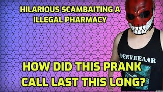 Download How Did This Prank Call Last So Long? #scambaiting Video