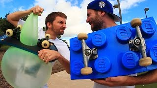 Download TOYS R US | SKATE EVERYTHING WARS EP 2 Video