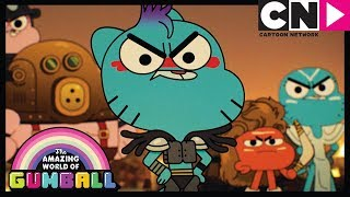 Download Gumball | The Pizza | Cartoon Network Video