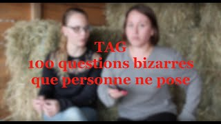 Download TAG 100 questions bizarres que personne ne pose Video