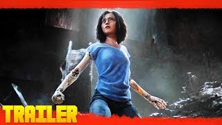 Download Alita: Ángel de combate (2018) Primer Tráiler Oficial Español Latino Video
