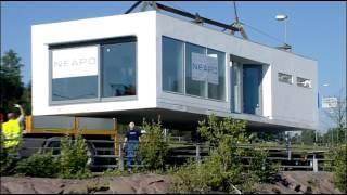 Download Floating house Villa Helmi Video