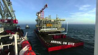 Download InnovWeek ENGIE - The Cygnus gas field in the North Sea Video