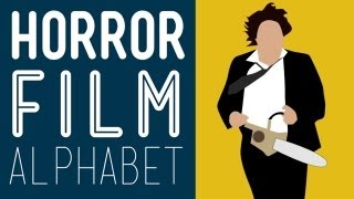 Download Horror Movies A-Z - Which Movies Do You Know? Horror Film Alphabet HD Video