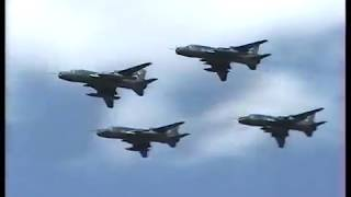 Download Fairford Airshow Arrivals 1995 Video