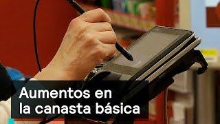 Download Ernesto Nemer habla de los aumentos en la canasta básica - Despierta con Loret Video