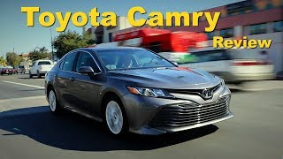 Download 2018 Toyota Camry – Review and Road Test Video