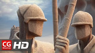 Download CGI Animated Short Film HD ″Chateau de Sable (Sand Castle) ″ by ESMA | CGMeetup Video