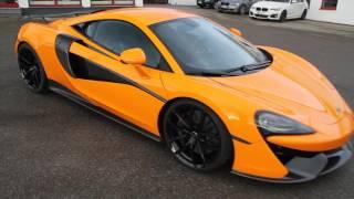 Download Exclusive! Novitec McLaren 570S Walkaround Video