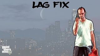 Download How to fix lag and stutter in GTA 5 on PC - Best Solution - Works for ANY game! Video